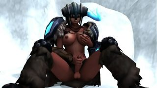 Sejuani Futanari – League of Legends Hentai Videos